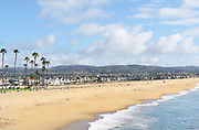 Balboa Peninsula from the Pier
