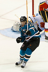 20120117 - Calgary Flames at San Jose Sharks (NHL Hockey)