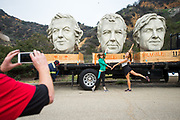 PR activation for The Grand Tour, Amazon's follow-up to Britain's popular Top Gear television show in Hollywood, Calif.
