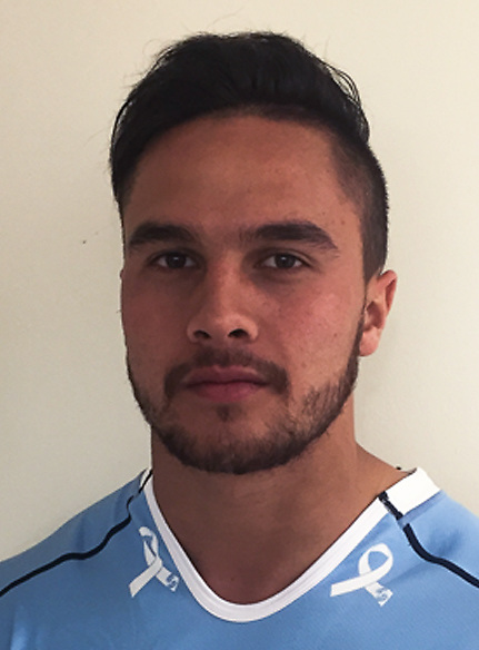 Sam Nock. Headshots of the Northland ITM Cup rugby union team for the 2015 season.