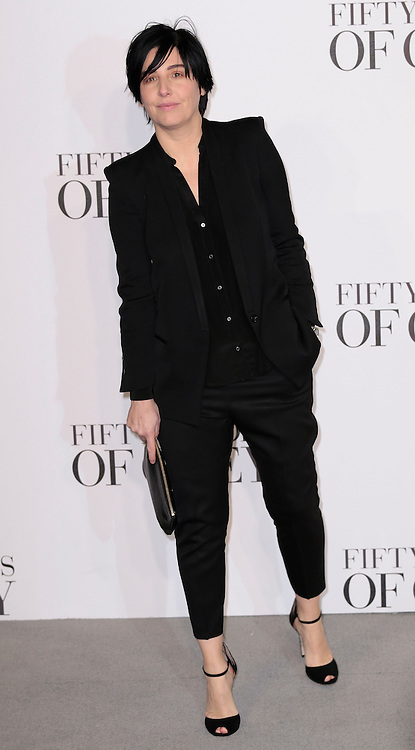 Feb 12, 2015 - 'Fifty Shades of Grey' UK Premiere - Red Carpet Arrivals at Odeon, Leicester Square<br /> <br /> Pictured: Sharleen Spiteri<br /> ©Exclusivepix Media