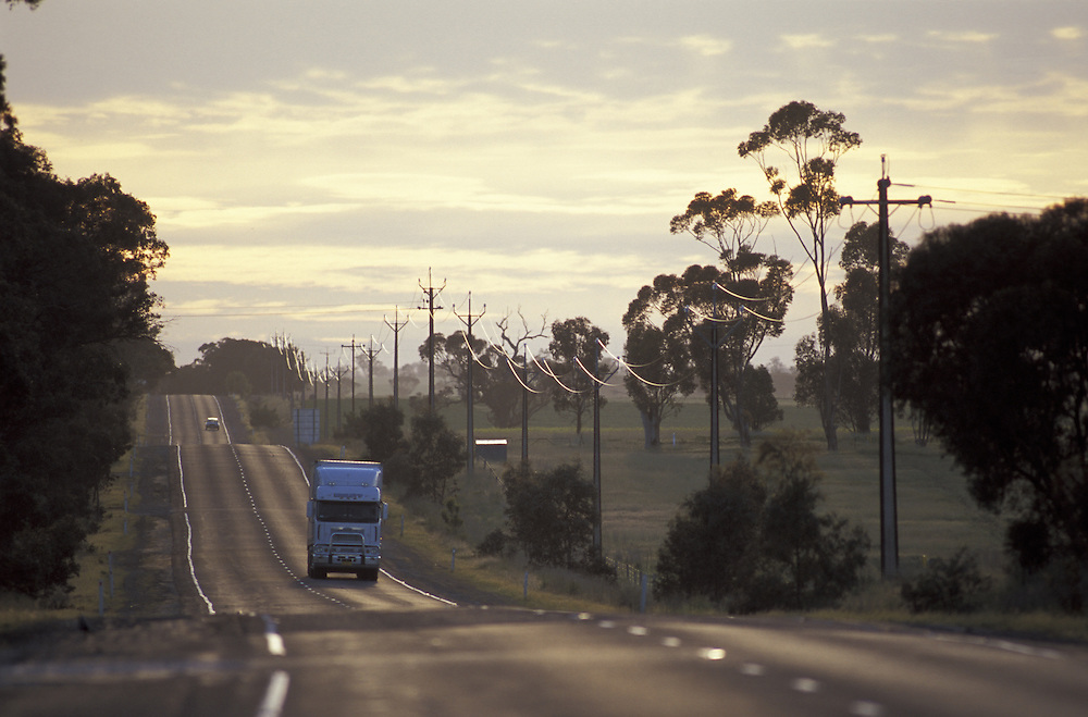 Hwy A 8, Dukes Highway.near Bordertown.South Australia.Australia