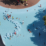 Malaysia, Kuala Lumpur. Kuala Lumpur City Centre Park.
