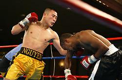 May 1, 2004; Atlantic City, NJ; USA - Dat Nguyen vs Ernest Scott