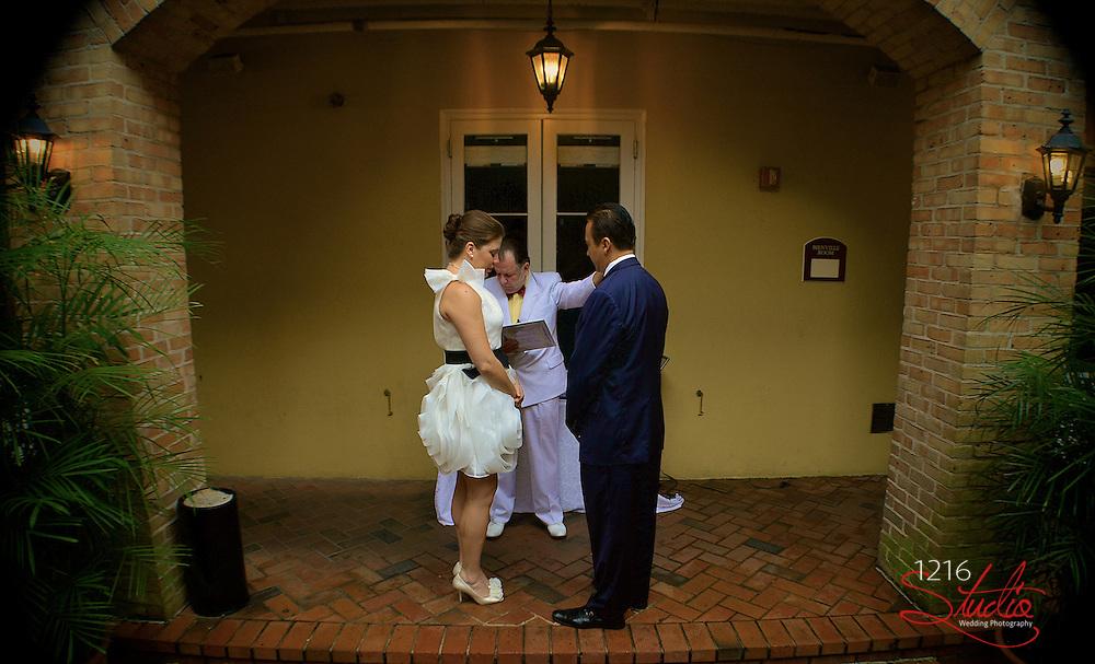 New Orleans Wedding Ceremony Photos 1216 Studio New Orleans