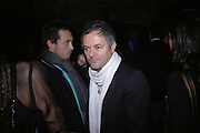 Dan Macmillan, Nellee Hooper , De Beers, Talisman launch party. The Shunt Vaults, 20 Stainer Street, London, SE1, 28  November 2005. ONE TIME USE ONLY - DO NOT ARCHIVE  © Copyright Photograph by Dafydd Jones 66 Stockwell Park Rd. London SW9 0DA Tel 020 7733 0108 www.dafjones.com