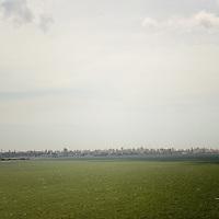 Vista de Maracaibo desde el puente General Rafael Urdaneta, Estado Zulia, Venezuela