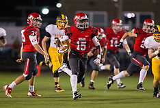 10/09/15 HS Football Bridgeport vs. Keyser