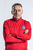 **EXCLUSIVE**Portrait of head coach Paulo Bento of Chongqing Dangdai Lifan F.C. SWM Team for the 2018 Chinese Football Association Super League, in Chongqing, China, 27 February 2018.