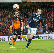 David Clarkson and Keith Watson - Dundee United v Dundee, SPFL Premiership at Tannadice<br /> <br />  - &copy; David Young - www.davidyoungphoto.co.uk - email: davidyoungphoto@gmail.com