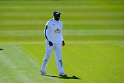 Hampshire's Michael Carberry during the Specsavers County Champ Div 1 match between Hampshire County Cricket Club and Warwickshire County Cricket Club at the Ageas Bowl, Southampton, United Kingdom on 12 April 2016. Photo by Graham Hunt.