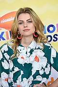 Nickelodeon Kids' Choice Awards in de Vue bioscoop, Hilversum<br /> <br /> Op de foto:  Britt Scholte