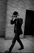 Tom Waits 1985 New York Photosession