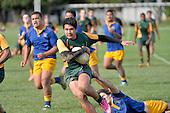 20130525 College  Rugby -Mana College v St Bernard's College