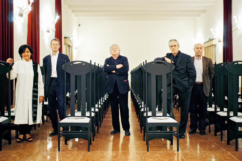 08 JUN 2005 - Venezia - La Biennale di Venezia: 51 Esposizione Internazionale d'Arte :-: Venice, Italy - 51st International Art Exhibition.