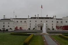 St.Brigid's College.Presentation of Credentials  Áras an Uachtaráin