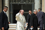 Pope Francis' General Audience August 30, 2017