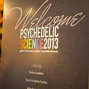 MAPS Psychedelic Science 2013 Conference