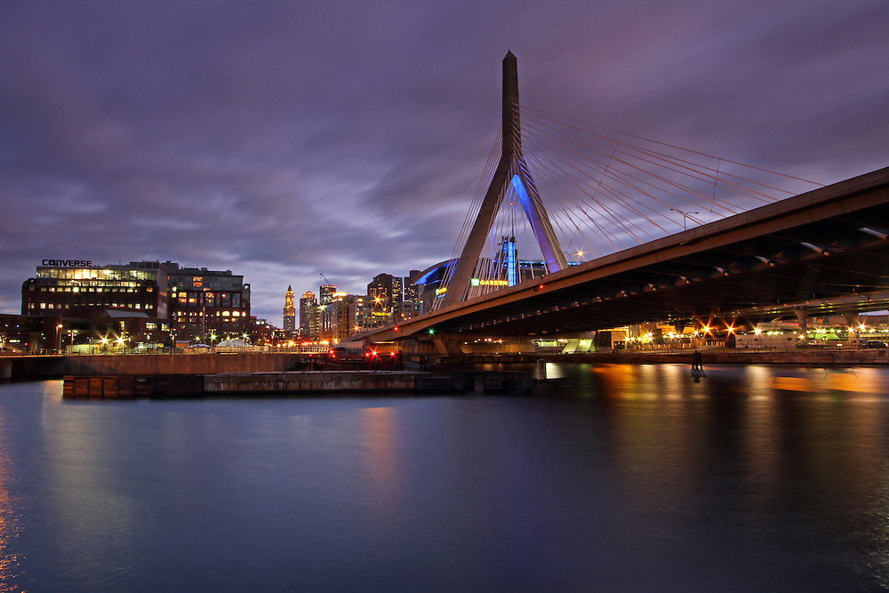 Skyline photography images of the Converse headquarter in Boston are available as museum quality photography prints, canvas prints, acrylic prints or metal prints. Prints may be framed and matted to the individual liking and decorating needs:<br />