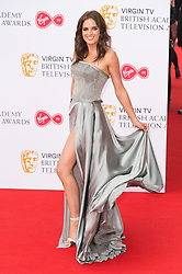 © Licensed to London News Pictures. 13/05/2018. London, UK.BINKY FELSTEAD  arrives for the Virgin TV British Academy (BAFTA) Television Awards. Photo credit: Ray Tang/LNP