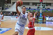 TRENTO TRENTINO BASKET CUP - 07082013 - ITALIA GEOGIA<br /> NELLA FOTO : ANDREA CINCIARINI<br /> FOTO CIAMILLO