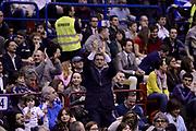 DESCRIZIONE : Milano Coppa Italia Final Eight 2014 Finale Montepaschi Siena Banco di Sardegna Sassari<br /> GIOCATORE : presidente<br /> CATEGORIA : presidente fip<br /> SQUADRA : Montepaschi Siena<br /> EVENTO : Beko Coppa Italia Final Eight 2014<br /> GARA : Montepaschi Siena Banco di Sardegna Sassari<br /> DATA : 09/02/2014<br /> SPORT : Pallacanestro<br /> AUTORE : Agenzia Ciamillo-Castoria/C.De Massis<br /> Galleria : Lega Basket Final Eight Coppa Italia 2014<br /> Fotonotizia : Milano Coppa Italia Final Eight 2014 Finale Montepaschi Siena Banco di Sardegna Sassari<br /> Predefinita :