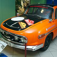 1967 Tatra T 603 B5, Technical Museum Tatra Czech Republic, 2009