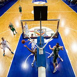 20120510: SLO, Basketball - Telemach League, Semifinal, KK Helios Domzale vs KK Union Olimpija