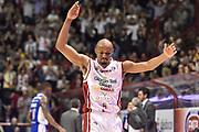 DESCRIZIONE : Campionato 2014/15 Giorgio Tesi Group Pistoia - Acqua Vitasnella Cantu'<br /> GIOCATORE : C.J. Williams<br /> CATEGORIA : Ritratto Esultanza<br /> SQUADRA : Giorgio Tesi Group Pistoia<br /> EVENTO : LegaBasket Serie A Beko 2014/2015<br /> GARA : Giorgio Tesi Group Pistoia - Acqua Vitasnella Cantu'<br /> DATA : 30/03/2015<br /> SPORT : Pallacanestro <br /> AUTORE : Agenzia Ciamillo-Castoria/GiulioCiamillo<br /> Predefinita :