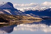 CANADA, Jasper National Park.Jasper landscape