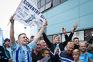 Coventry City v Gillingham 05/09/2014