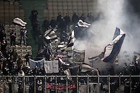 Supporters Bordeaux - 03.12.2014 - Metz / Bordeaux - 16eme journee de Ligue 1 -<br />Photo : Fred Marvaux / Icon Sport
