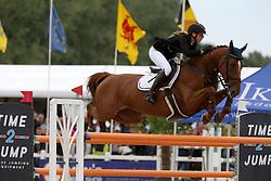 Belgium championship Young Horses Gesves 2017<br /> © Hippo Foto - Counet Julien