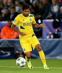 Andre Silva of FC Porto - Mandatory by-line: Matt McNulty/JMP - 27/09/2016 - FOOTBALL - King Power Stadium - Leicester, England - Leicester City v FC Porto - UEFA Champions League