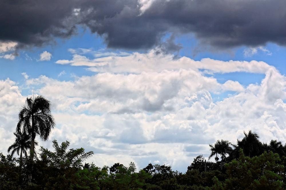 Landscape near Cabaiguan, Sancti Spiritus, Cuba.