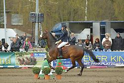 Springen, Herzblatt 25<br /> Bad Schwartau - Springturnier <br /> Grosser Preis von Bad Schwartau<br /> © www.sportfotos-lafrentz.de/Stefan Lafrentz