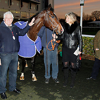 First Class and winning connections