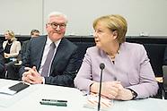 20170211 CDU/CSU Fraktionssitzung