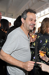 MARK HIX at a party to celebrate the publication on 'Let's Eat: Recipes From My Kitchen Notebook' by Tom Parker Bowles held at Selfridge's Rooftop. Selfridge's, Oxford Street, London on 27th June 2012.