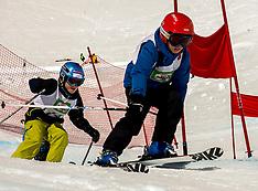 Mt Ruapehu-North Island Primary Schools skiing championships at Whakapapa