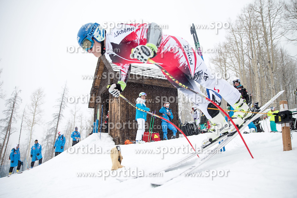 30.01.2015, Golden Peak Strecke, Vail, USA, FIS Weltmeisterschaften Ski Alpin, Training, im Bild Matthias Mayer (AUT) // Matthias Mayer of Austria in Action during a practice run for the FIS Ski World Championships 2015 at the Golden Peak Course, Vail, United States on 2015/01/30. EXPA Pictures © 2015, PhotoCredit: EXPA/ Johann Groder