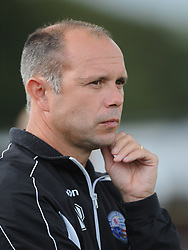 Andy Peaks, Manager, Rushden, AFC Rushden & Diamonds v Bedford Town, FA Challenge  Cup, Premliminary, 30th August 2014AFC Rushden & Diamonds v Bedford Town, FA Challenge  Cup, Premliminary, Saturday 30th August 2014