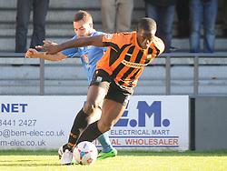 John Akinde Barnet FC, Barnet v Eastleigh, Vanarama Conference, Saturday 4th October 2014
