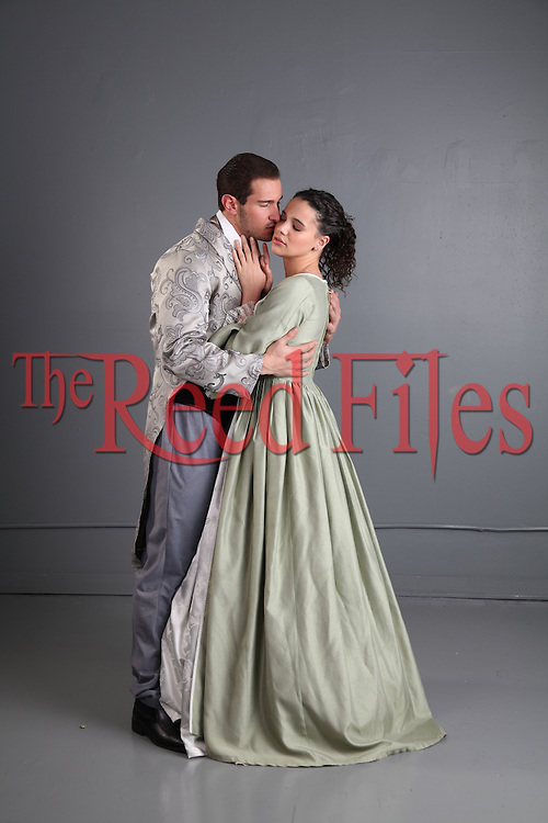The Reed Files Historical Couple Stock