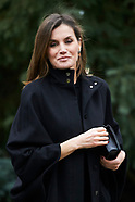 040918 Queen Letizia attends Delivery of the second edition of the 'International Friendship Award'