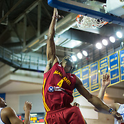 Fort Wayne Mad Ants Forward Chris Porter (4) drives to the basket for a lay up in the second half of a NBA D-league regular season basketball game between the Delaware 87ers and The Fort Wayne Mad Ants Sunday, Dec. 15, 2013 at The Bob Carpenter Sports Convocation Center, Newark, DE