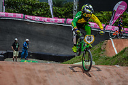 #68 (BUCHANAN Caroline) AUS at the 2016 UCI BMX World Championships in Medellin, Colombia.