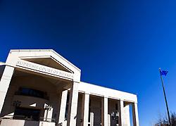 The Nevada Supreme Court building, Carson City, NV.