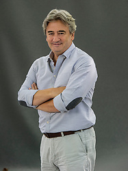 Pictured: Fergal Keane<br /> <br /> Fergal Patrick Murphy Keane OBE is an Irish Foreign correspondent with BBC News, and an author. For some time, Keane was the BBC's correspondent in South Africa. He is the nephew of Irish playwright, novelist and essayist John B. Keane.