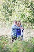 Catia & Jorge's Fall Arborteum Engagement